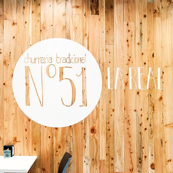 Real 51 churreria diseño interiorismo hosteleria galicia a coruña zaton diseñadores