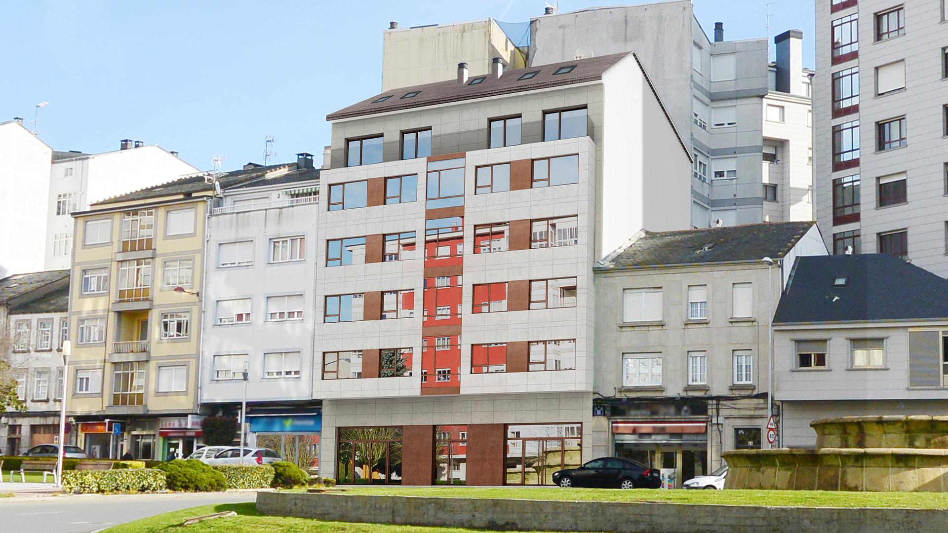 01_Aringal Dmanan Edificio Fonte do Rei fachada diseño industrial Zaton diseñadores
