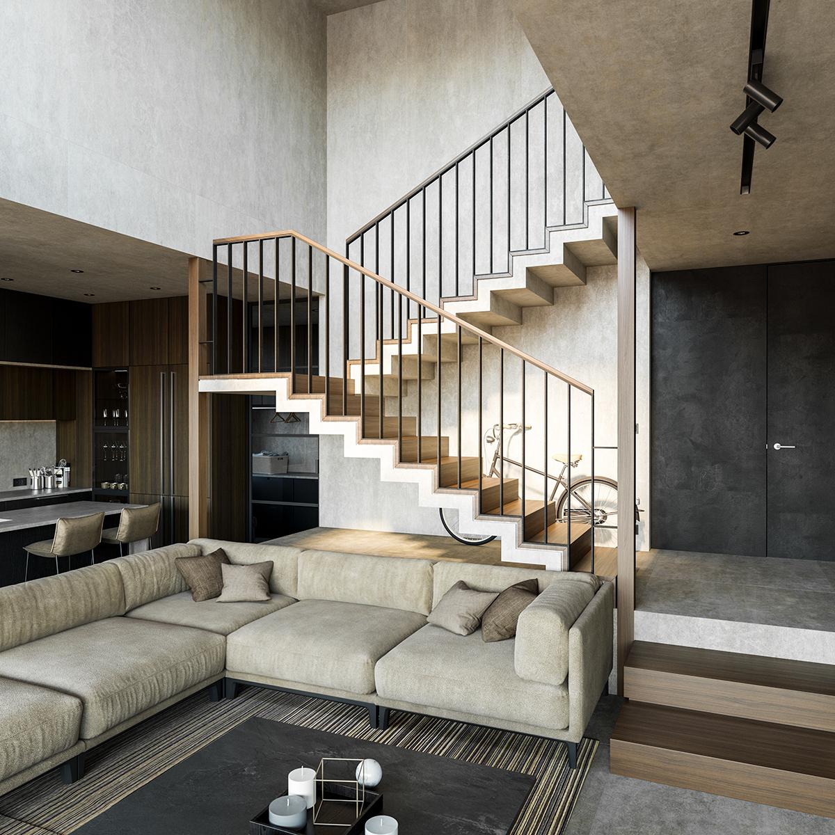 Interiorismo nueva vivienda en A Coruña 06