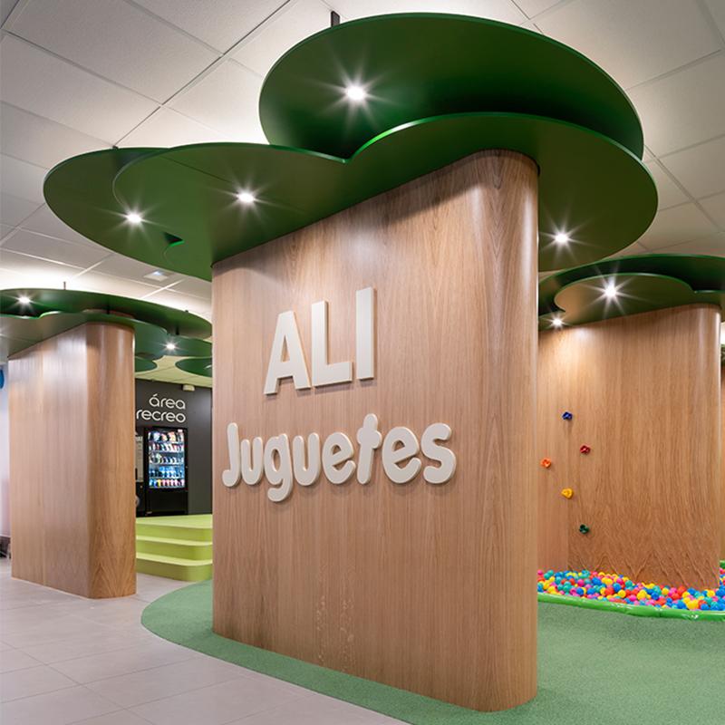 Ali Juguetes Parque infantil 15